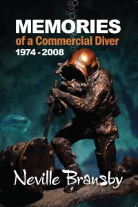 Memories of a Commercial Diver COVER